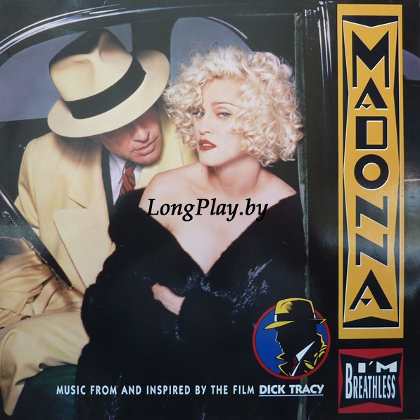 Madonna ‎ - I'm Breathless (Music From And Inspired By The Film Dick Tracy)
