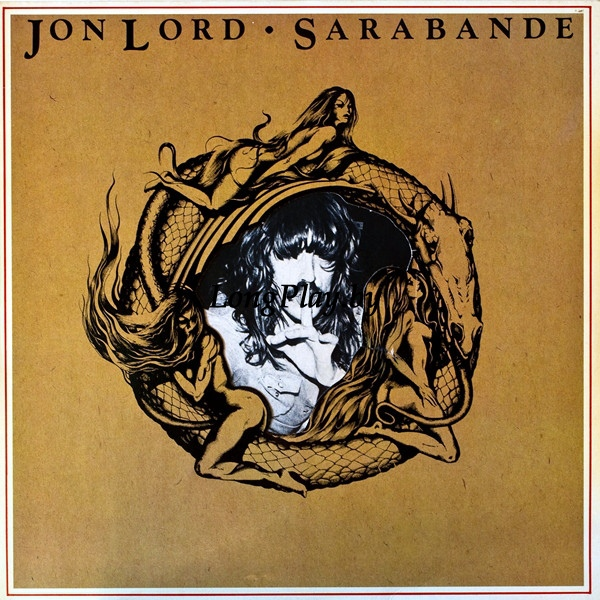 Jon Lord ‎(Deep Purple) - Sarabande