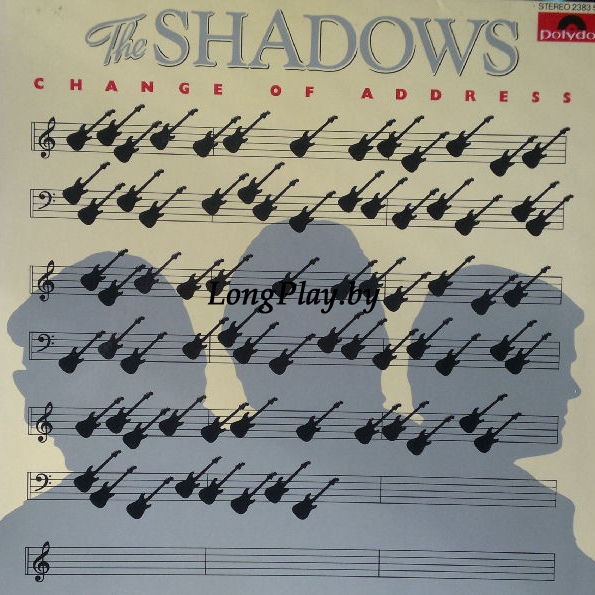 The Shadows ‎ - Change Of Address