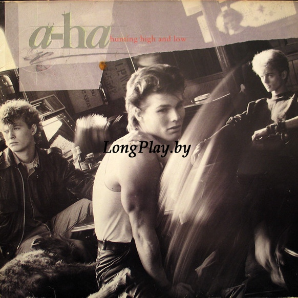 a-ha ‎ - Hunting High And Low
