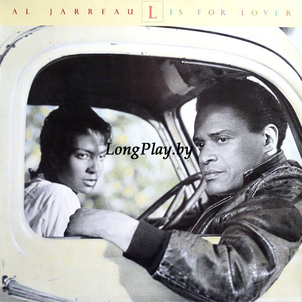 Al Jarreau ‎ - L Is For Lover
