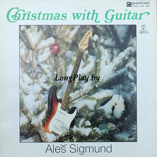 Aleš Sigmund ‎ - Christmas With Guitar