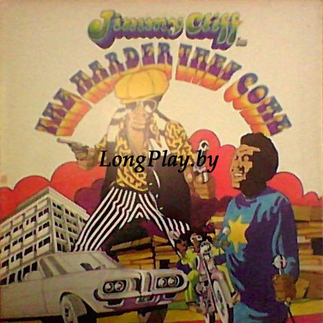 Jimmy Cliff = Various  - The Harder They Come (Original Soundtrack Recording)