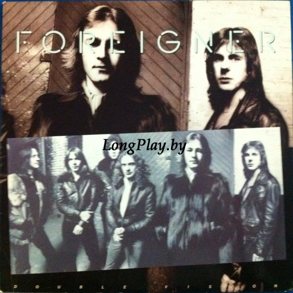 Foreigner ‎ - Double Vision