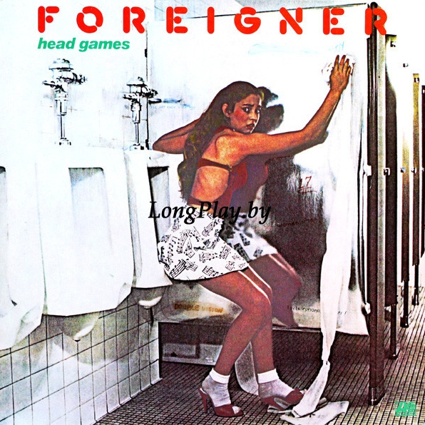 Foreigner ‎ - Head Games