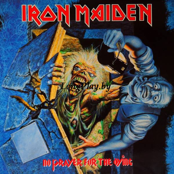 Iron Maiden ‎ - No Prayer For The Dying