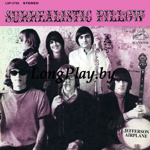 Jefferson Airplane ‎ - Surrealistic Pillow
