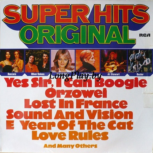 Various - Super Hits Original