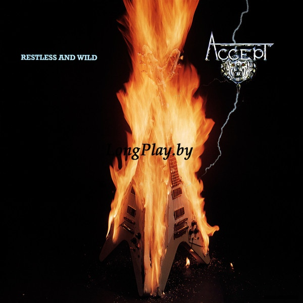 Accept ‎ - Restless And Wild