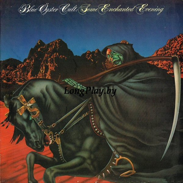 Blue Öyster Cult ‎ - Some Enchanted Evening