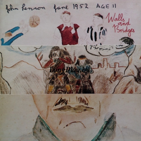 John Lennon - Walls And Bridges