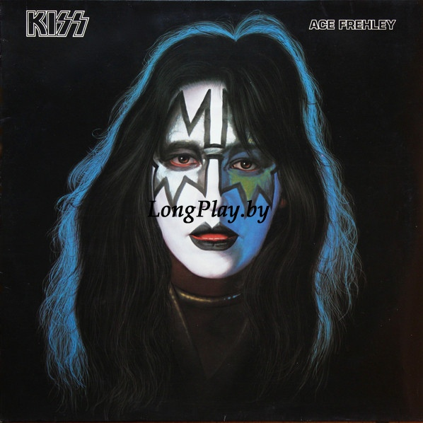 Kiss, Ace Frehley ‎ - Ace Frehley