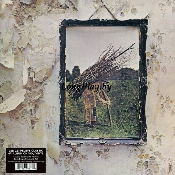 Led Zeppelin ‎ - IV