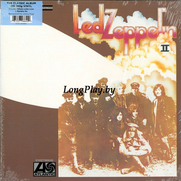Led Zeppelin ‎ - Led Zeppelin II