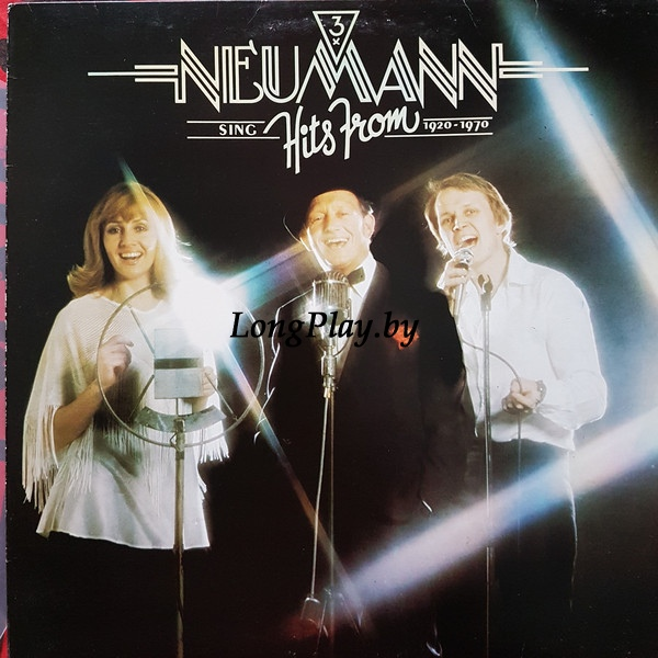 3 X Neumann - Sing Hits From 1920-1970