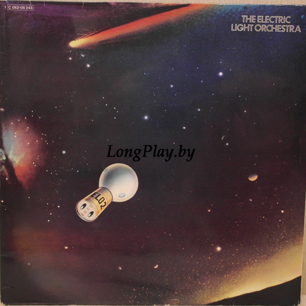 ELO = The Electric Light Orchestra - ELO 2