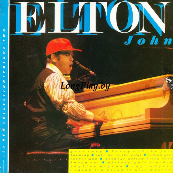 Elton John  - The New Collection - Vol. II
