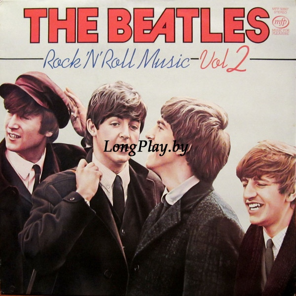 The Beatles ‎ - Rock 'N' Roll Music Vol. 2