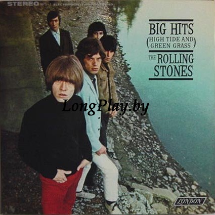 The Rolling Stones ‎ - Big Hits (High Tide And Green Grass)