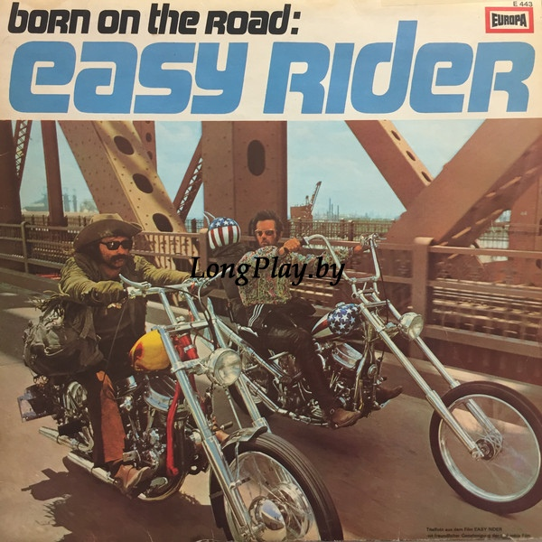 Various  - Born On The Road: Easy Rider