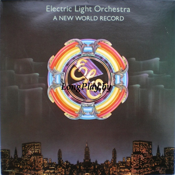 Electric Light Orchestra ‎ - A New World Record