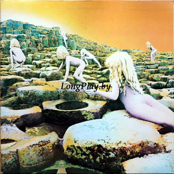 Led Zeppelin ‎ - Houses Of The Holy US ++