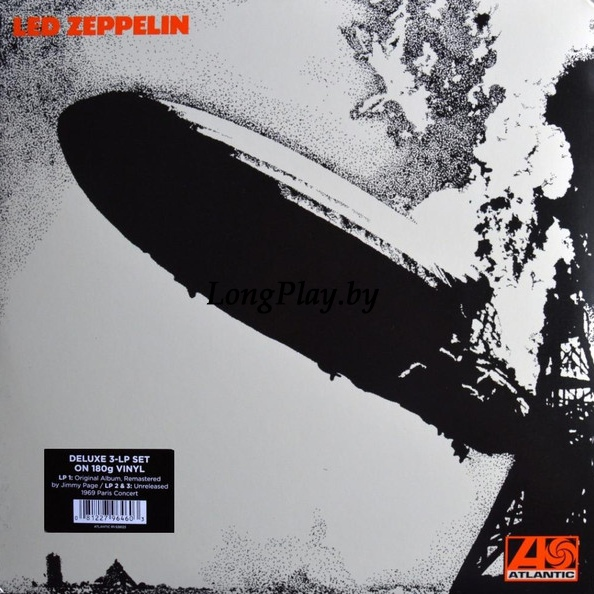 Led Zeppelin  - Led Zeppelin 3LP
