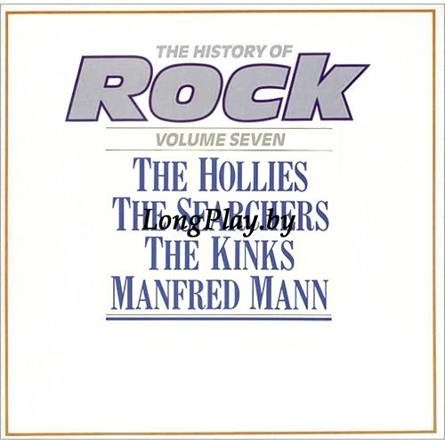 Various ‎ - The History Of Rock -Volume Seven