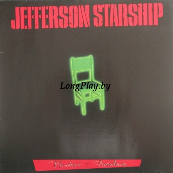 Jefferson Starship - Nuclear Furniture
