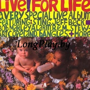 Various - Live! For Life